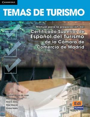 Temas de Turismo: Student Book