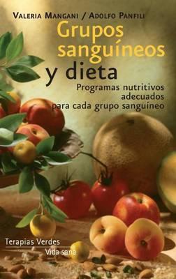 Grupos Sanguineos y Dieta