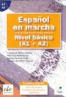 Espanol En Marcha Basico Pizarra Digital (Interactive CD-Rom Software) A1+A2