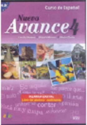 Nuevo Avance 4 Pizarra Digital (Interactive CD-Rom Software) B1.2