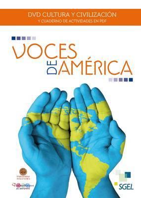 Voces de America: Exercises Book
