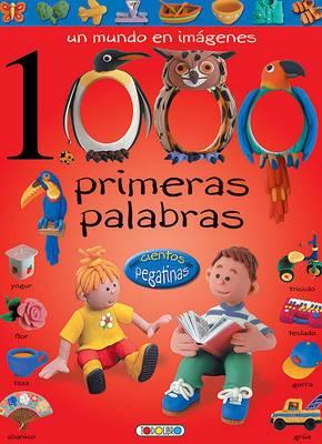 1000 Primeras Palabras: Con Cientos de Pegatinas
