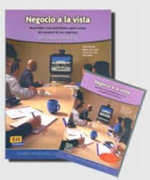 Negocio a La Vista: Book + DVD
