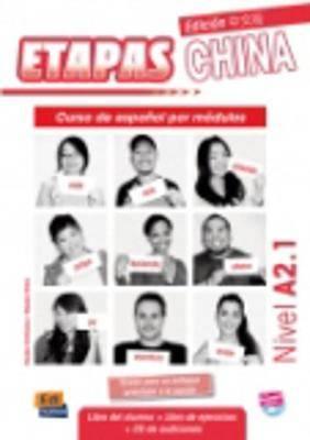 Etapas China: Curso de Espanol por Modulos: Level A2.1
