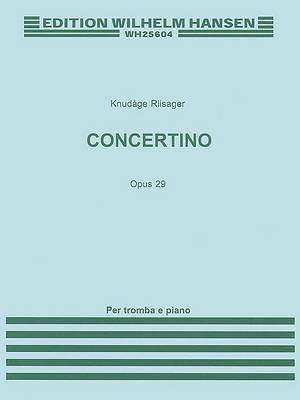Concertino for Trumpet and Piano Op. 29