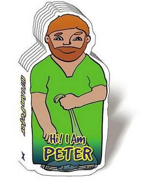 HI I am Peter