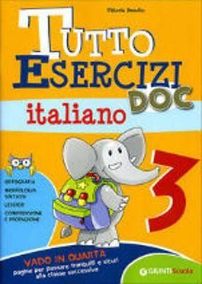 Tutto esercizi DOC Italiano 3