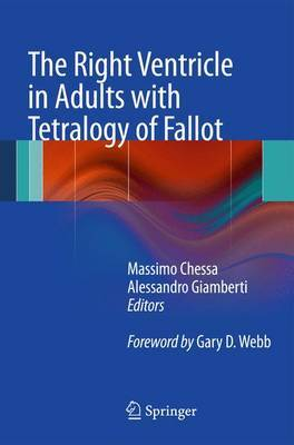 The Right Ventricle in Adults with Tetralogy of Fallot