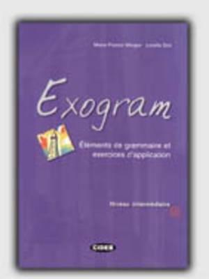Exogram: Niveau Intermediaire