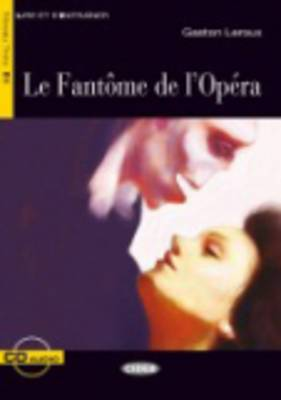 Le Fantome De L'Opera - Book & CD