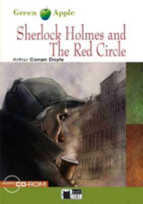 Green Apple: Sherlock Holmes and the Red Circle + Audio CD/CD-Rom
