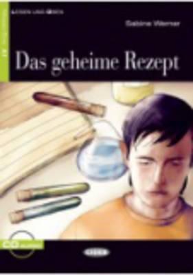 Das Geheime Rezept - Book & CD