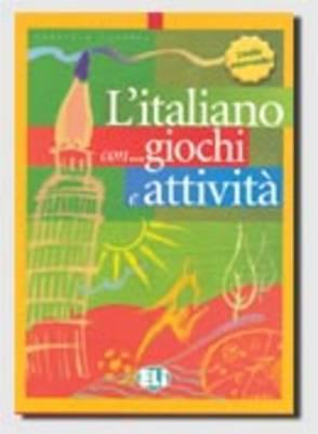 L'italiano con giochi e attivita: Book 3