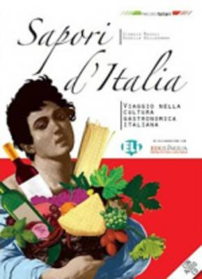 Percorsi italiani: Sapori d'Italia - Libro + CD