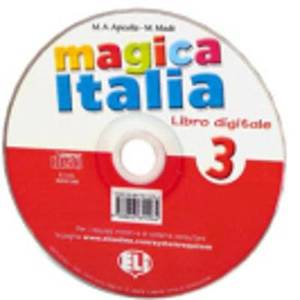 Magica Italia: Libro Digitale 3