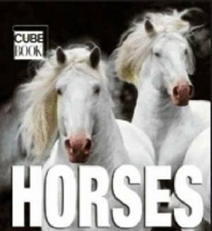 Mini Cubebook Horses