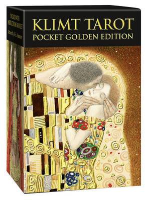 Klimt Tarot Golden Mini Edition