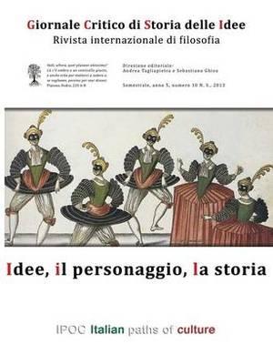 Giornale Critico Di Storia Delle Idee N.10/2013