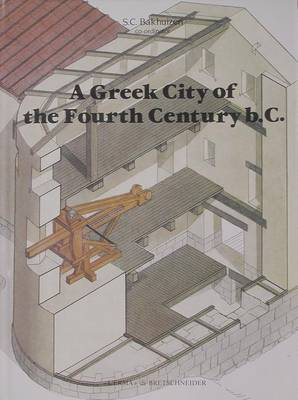A Greek City of the Fourth Century BC by the Goritza Team