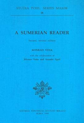 A Sumerian Reader