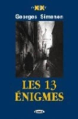 Les treize enigmes - livre + CD