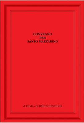 Convegno Per Santo Mazzarino: Atti del Convegno. Roma 1991. 9-11 Maggio