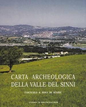 Carta Archeologica Della Valle del Sinni Vol X Fascicolo 4: Zona Di Senise