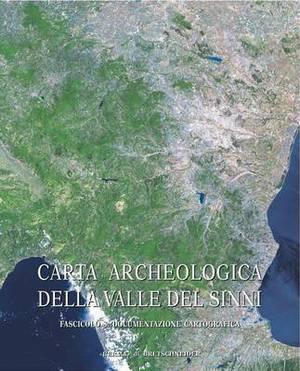Carta Archeologica Della Valle del Sinni Vol X Fascicolo 8: Documentazione Cartografica