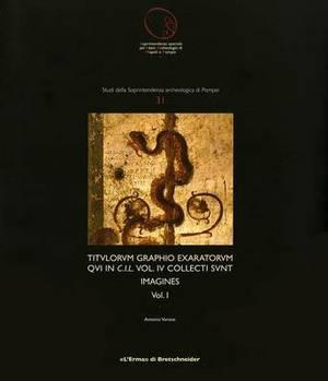 Titulorum Graphio Exaratorum Qui in C.I.L. Volume IV: Collecti Sunt Imagines I-II