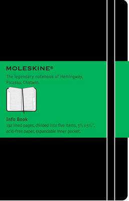 Moleskine Pocket Info Book