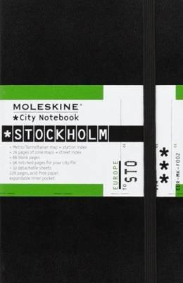 City Notebook: Stockholm