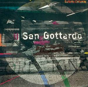 Saint-Gotthard: The Saint-Gotthard as the Womb/ the Saint-Gotthard as the Artery/ the Saint-Gotthard as the Brain
