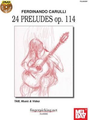 Ferdinando Carulli: 24 Pruludes Op. 114