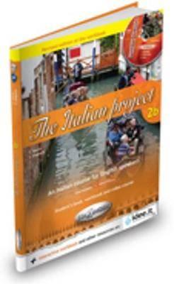 The Italian Project: Student's Book + Workbook + DVD + CD-Audio 2b