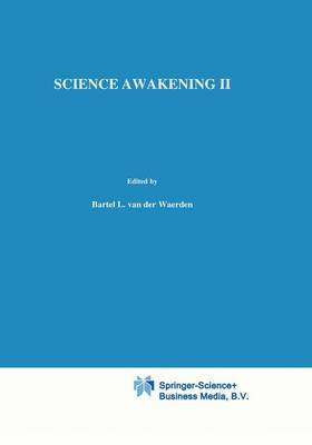 Science Awakening: Book 2: Birth of Astronomy