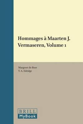 Hommages a Maarten J. Vermaseren, Volume 1