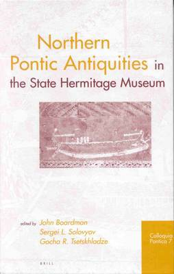 Northern Pontic Antiquities in the State Hermitage Museum