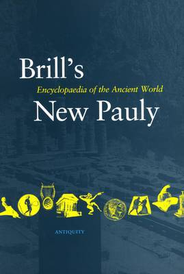 Brill's New Pauly, Antiquity: Lyd -Mine