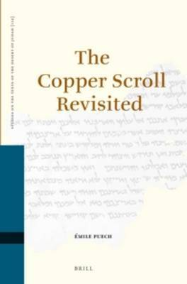 The Copper Scroll Revisited