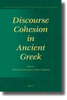 Discourse Cohesion in Ancient Greek