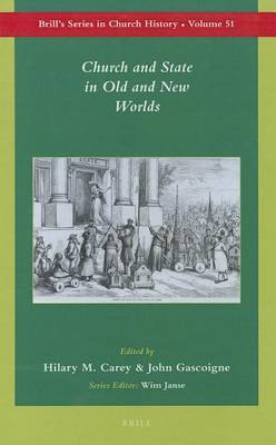 Church and State in Old and New Worlds