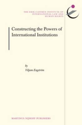 Constructing the Powers of International Institutions