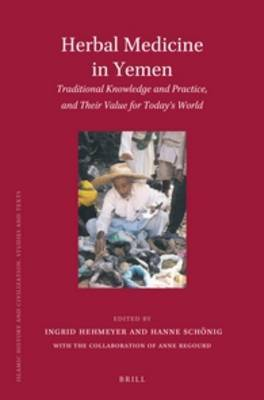 Herbal Medicine in Yemen: Traditional Knowledge and Practice, and Their Value for Today's World