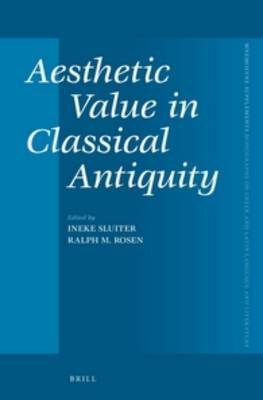 Aesthetic Value in Classical Antiquity