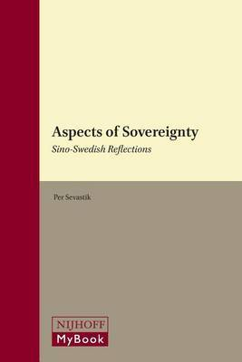 Aspects of Sovereignty: Sino-Swedish Reflections