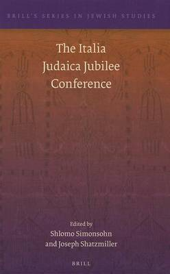 The Italia Judaica Jubilee Conference