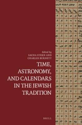Time, Astronomy, and Calendars in the Jewish Tradition