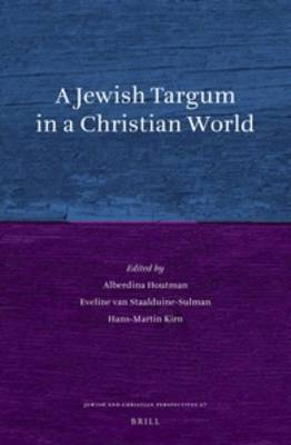 A Jewish Targum in a Christian World