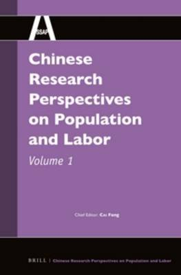Chinese Research Perspectives on Population and Labor: Volume 1