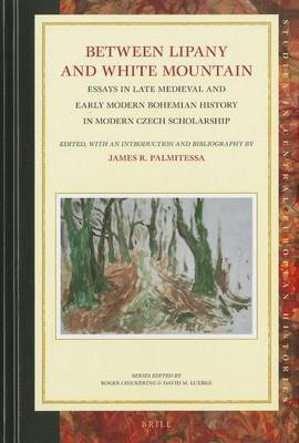 Between Lipany and White Mountain: Essays in Late Medieval and Early Modern Bohemian History in Modern Czech Scholarship